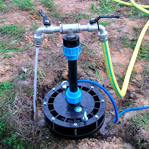 бурение скважин на воду калининград цена