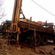 бурение скважин в калининграде, поселок шатрово