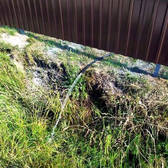 Скважина под ключ в поселке Матросово