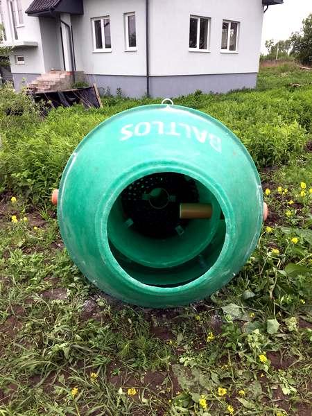 Автономная канализация «Балтлос»