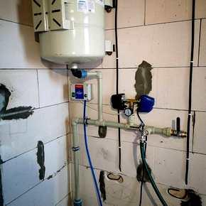 Скважина и насосное оборудование