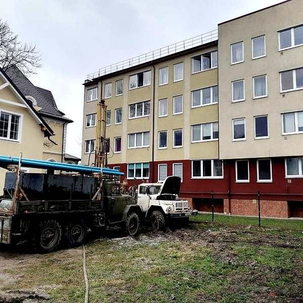 Скважина на ул. Гагарина