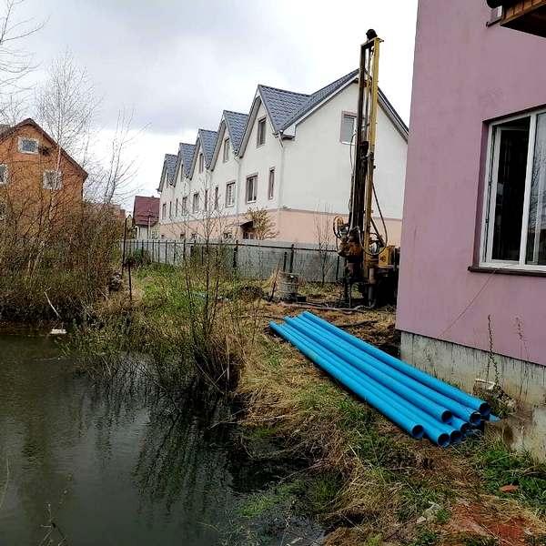 бурение в поселке прибрежное